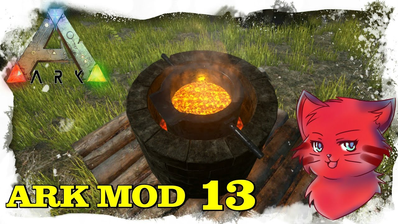 Refining gas forge mod 13 ark survival evolved youtube refining gas forge mod 13 ark survival evolved malvernweather Image collections