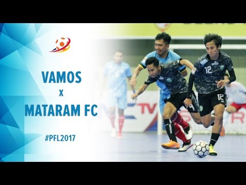 Vamos Mataram (5) vs (2) Mataram FC - Final Four Pro Futsal League 2017