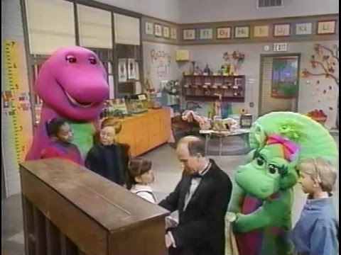 Barney & Friends  Tick Tock Clocks! Season 4, Episode 5