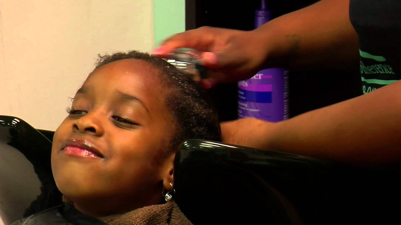 Africain Salon How To Style African American Kids 39 Hair African