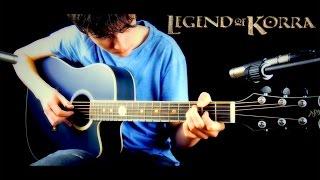 Legend of Korra Medley (Fingerstyle Guitar) Eddie van der Meer