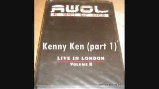 Kenny Ken @ AWOL