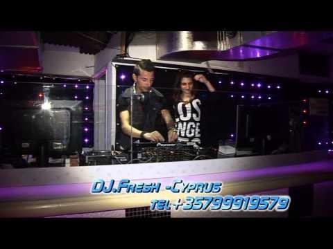dj fresh cyprus  rosy club limassol