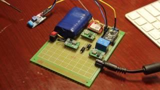 GSM-сигнализация на базе Arduino и Sim800L