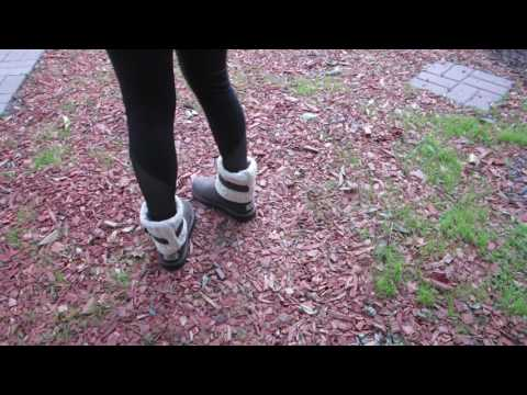 Modeling Ugg Boots