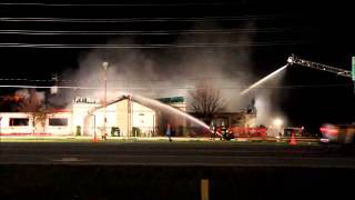 Fire Destroys El Rodeo Restaurant in Greenfield, IN