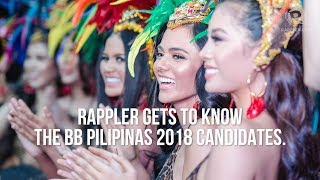 get to know the bb pilipinas 2018 candidates