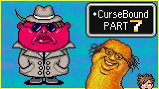 CurseBound - Cursed image pixelart with EarthBound music PART 7 PATREON EDITION