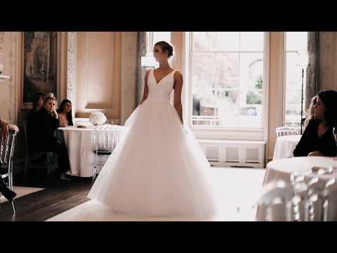BRIDAL COUTURE SHOWS // Suzanne Neville + Jenny Packham