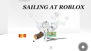 SAILING AT ROBLOX| Joke video|
