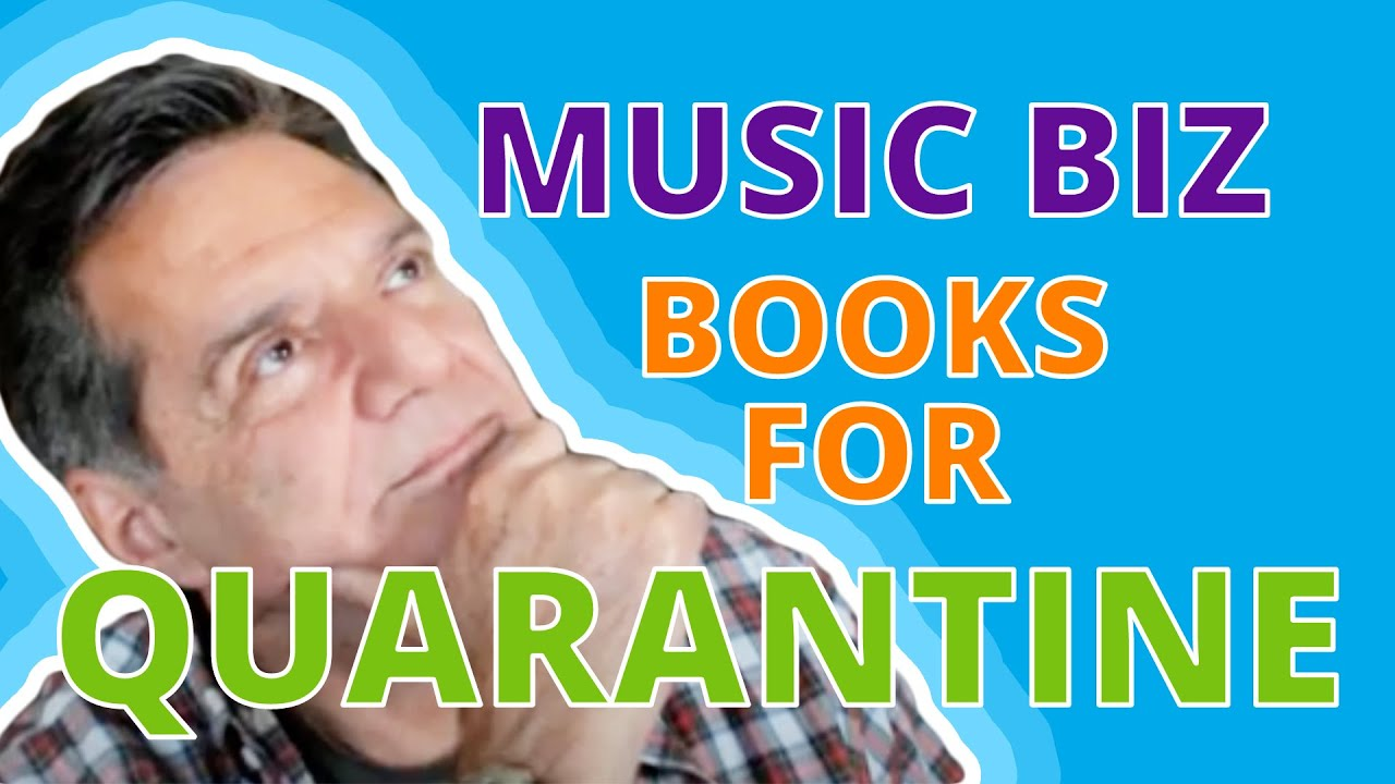 TOP MUSIC BOOKS TO READ DURING COVID + BROADCAST GEAR + MORE!