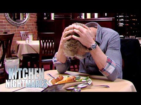'Pinwheel Salmon' Causes Another Gordon Ramsay Meltdown - Kitchen Nightmares