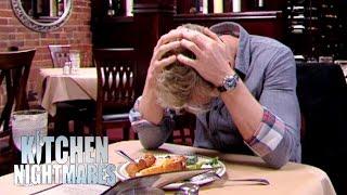 'Pinwheel Salmon' Causes Another Gordon Ramsay Meltdown   Kitchen Nightmares