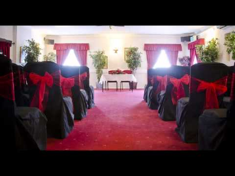 Weddings in Derbyshire and Staffordshire at the Hilton House Hotel.
