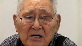 Inupiat elders speak of sea ice: Pt 1
