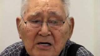 Inupiat elders speak of sea ice: Pt 1
