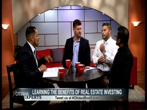 """Learning The Benefits Of Real Estate Investing"" on Ottawa Experts with Alfonso Cuadra"