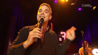 Robbie Williams - Party Like a Russian - Private Acoustic Radio - Remaster 2019
