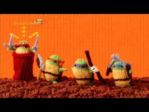 TMNT Christmas 2014 Bumper 2 [Nickelodeon Greece]