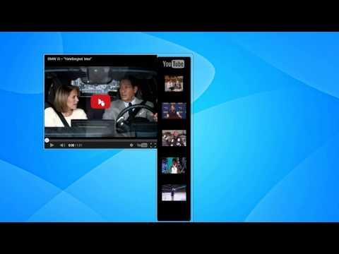 YouTube Windows 7 Desktop Gadget