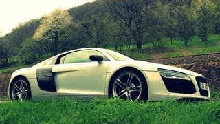 ' 2013 / 2014 Audi R8 S tronic ' Test Drive & Review - TheGetawayer(Eversince 2011 I've been asked to review the Audi R8 and now the time has come: This hand-build supercar has a base-price of 118.400 € in germany with the ..., 2013-04-28T17:18:28.000Z)