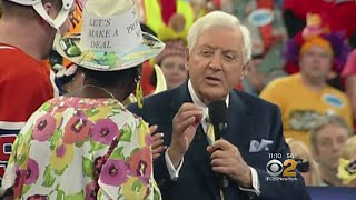 'Let's Make A Deal' Host Monty Hall Dies