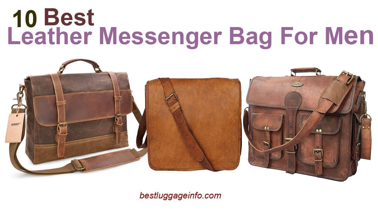 3727a307a36d Best Leather Messenger Bag For Men