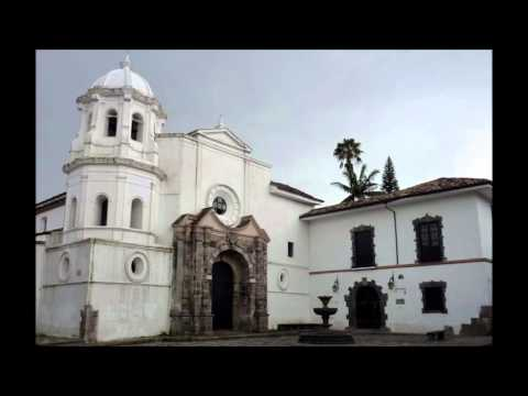 white city popayan colombia