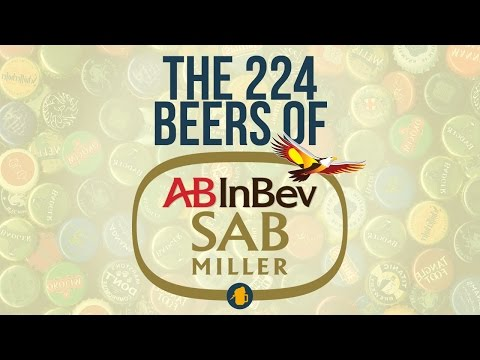 224 Beer Brands. One Company.