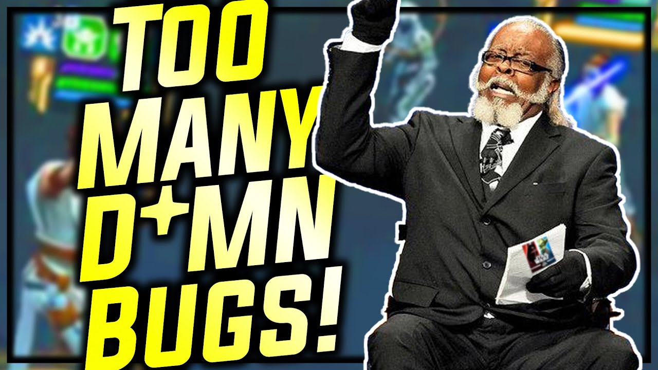 THERE ARE TOO MANY BUGS IN SWGOH & WHERE ARE GALACTIC CHALLENGES | ANGRY RANT!!