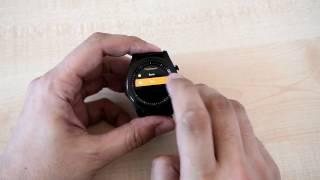 No 1 S9 - умные часы (SmartWatch) видео обзор (review).