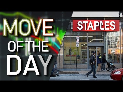 Office Supply Retailer Staples May Buy Rival Company Office Depot