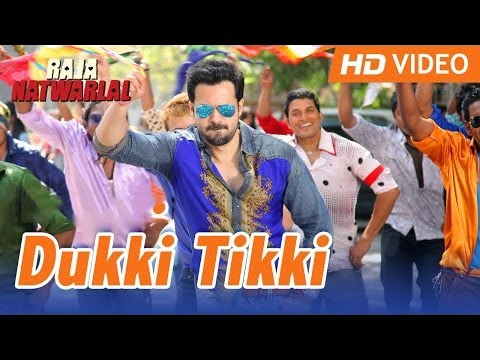 Dukki Tikki (Full Video Song) - Raja...