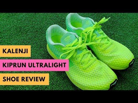 kalenji-kiprun-ultralight-road-running-shoe-review