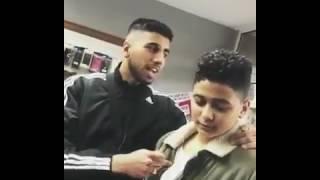 Eno 183 stellt 14  Jährigen Rapper  vor