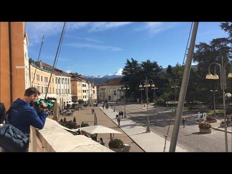 Riapre la sede della Banca d'Italia a Belluno, le immagini del sopralluogo