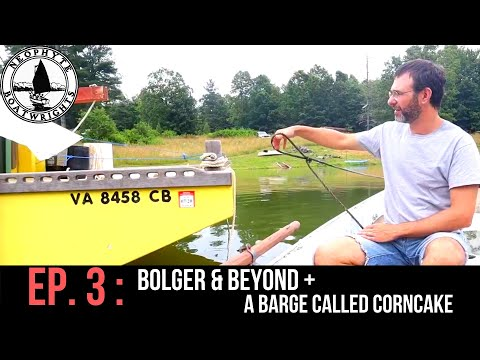 Episode 3 - Bolger & Beyond + A Barge Called Corncake