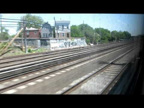 LIRR ride from NY Penn Station to Babylon (FULL)