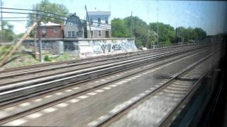 LIRR ride from NY Penn Station to Babylon (FULL)