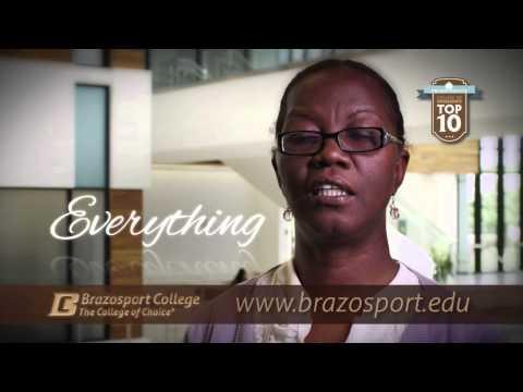 Brazos Port College - Students Talk