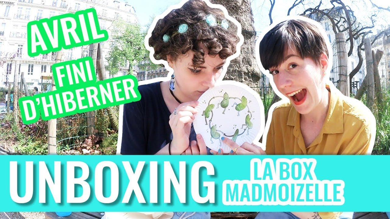 UNBOXING - CHARLIE ❤️ LA BOX D'AVRIL