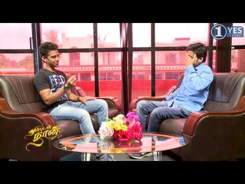 Actor Kishore Tell about His 1st Movie Pasanga   Padiraj   Anbudan Naan   1Yes Tv