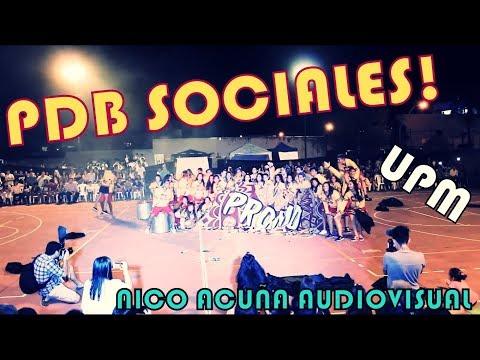 PDB SOCIALES UPM | Nico Acuña audiovisual