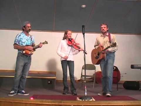 Waldo County FIddlers' Showcase [7 of 20] Hadriane and Ben Hatfield and Phil Mancini