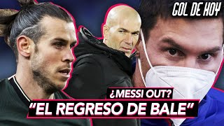 ¿BALE al MADRID?| ¿MESSI sin FINAL? BARCA sin PRESIDENTE | #goldehoy