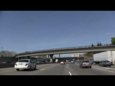 I-5 North (CA), Sacramento, Exit 507 To Exit 525B