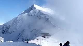 Разбираемая в горнолыжных курортах Красной Поляны