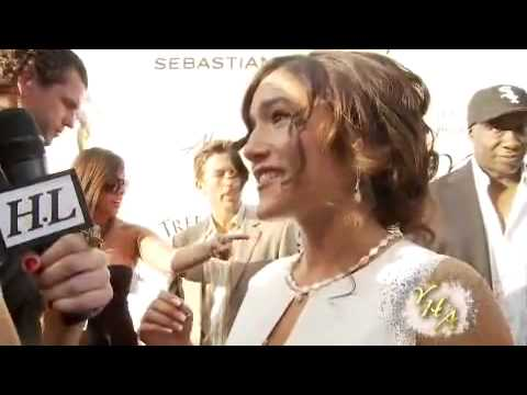 Q Orianka Kilcher at the Young Hollywood Awards