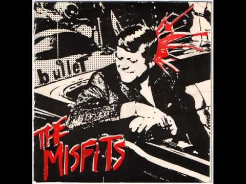 Misfits - Attitude (cover) - Karaoke