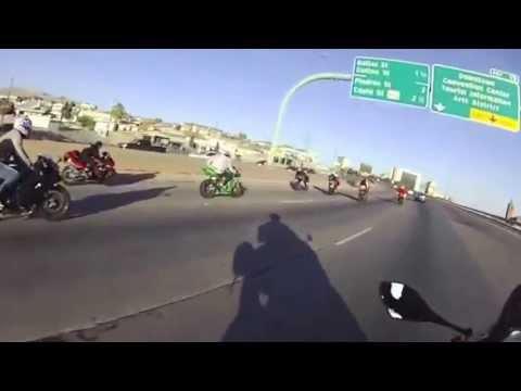 El Paso Halloween Ride 2012